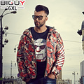 Mens Winter Camouflage Jacket With Hood 2016 New Fashion Quilted Parka Homme Camouflage Print Down Jacket Plus Size 6xl 1241down