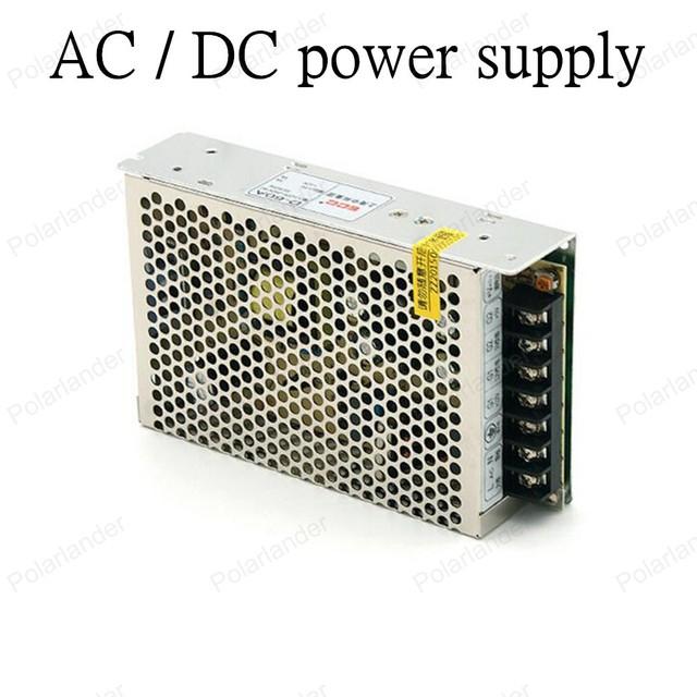Fuente de Alimentación Conmutada para la Tira del LED Controlador Transformador de Alimentación Para la tira del LED luz AC/DC 12 V 50 W salida doble fuente de alimentación