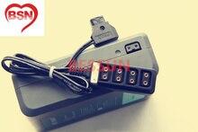 D TAP B Tipo hembra 1 Punto 4 videocámara batería tipo B Puerto D TAP alimentación header
