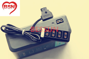 Image 1 - D TAP B type female 1 point 4 camcorder battery type B port D tap power outlet header