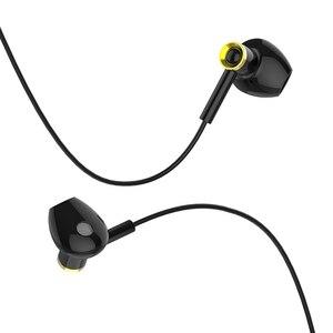 Image 5 - HOCO M47 In Earหูฟังกีฬาชุดหูฟังแบบมีสาย3.5มม.สำหรับiPhone Xiaomi Samsungหูฟังพร้อมไมโครโฟนauriculares