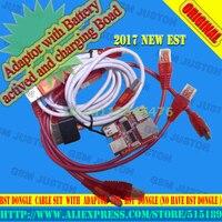 BST dongle BST PCB Adaptateur avec câble pour HTC SAMSUNG xiaomi déverrouiller l'écran S6 S3 S5 9300 9500 serrure réparation IMEI date d'enregistrement