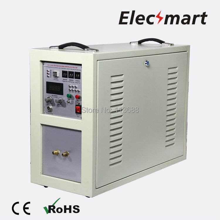 High Frequency EL5188A 35KW Induction Melting Furnace Heat Treatment Furnace