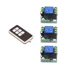 Hot Sales RF Wireless Remote Control Light Switch DC12V Mini