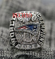 MVP Tom Brady 2016 New England Patriots NFL Super Bowl Championship Ring 7-15 Size Copper Engraved Inside