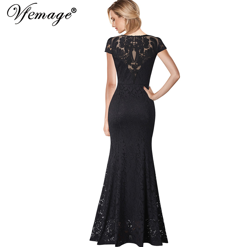 Auied Summer Women Vintage 1950s Princess Floral Lace Cocktail V-Neck Party Aline Swing Dress Cocktail Evening Swing Party Dress