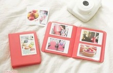 64Pockets Mini Instant Polaroid Photo Album Picture Case for Fujifilm Instax Film instax mini album