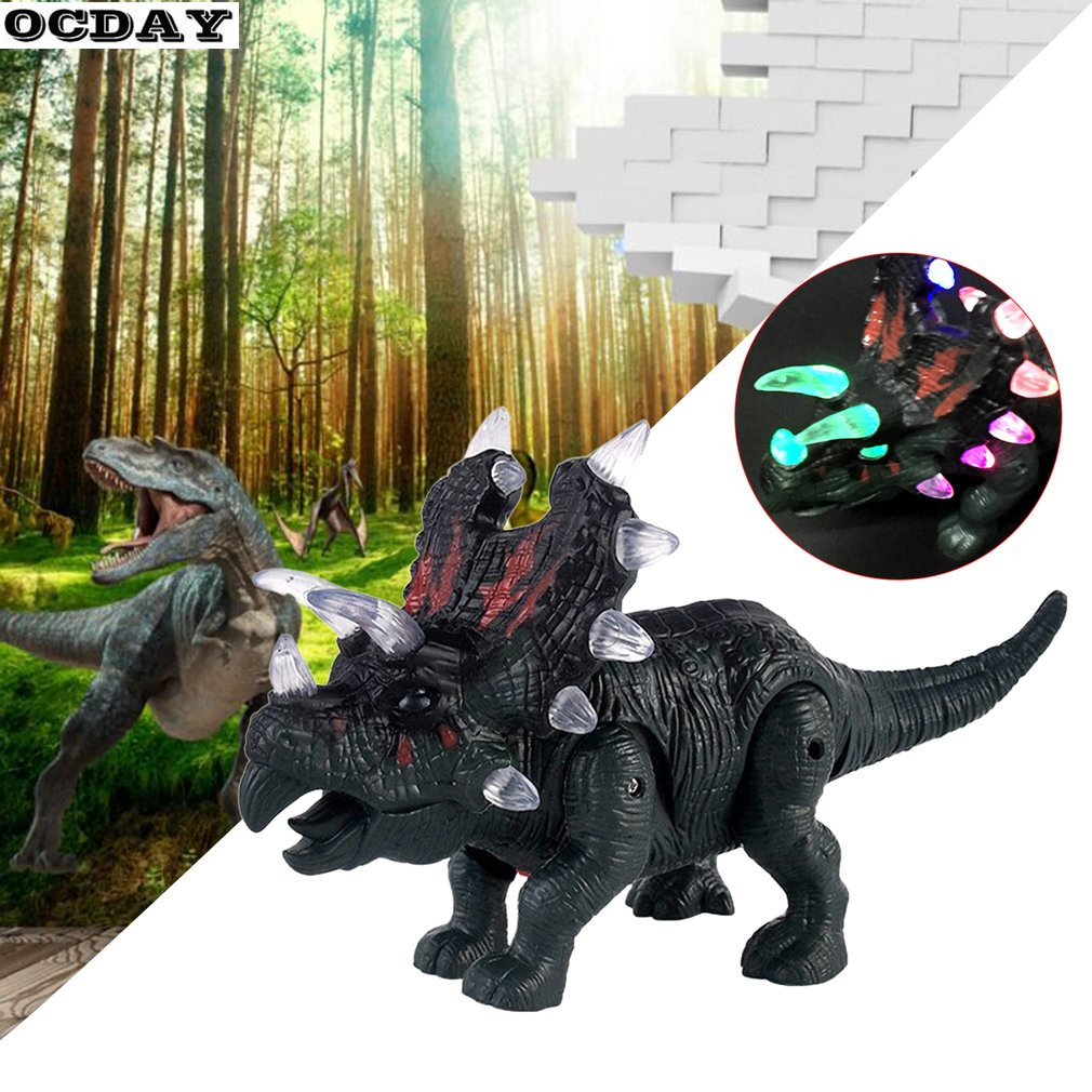 Science & Nature Dinosaur Triceratops Small Replica 80mm Long.
