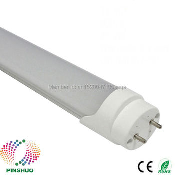 (10PCS/Lot) Super Bright Samsung Chip Warranty 3 Years 2ft 0.6m 10W LED Tube T8 600mm Fluorescent Light Lamp Daylight