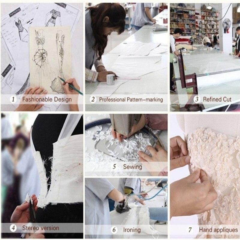 2018 Φτηνές Φορέματα Quinceanera Μακρύ - Ειδικές φορέματα περίπτωσης - Φωτογραφία 6
