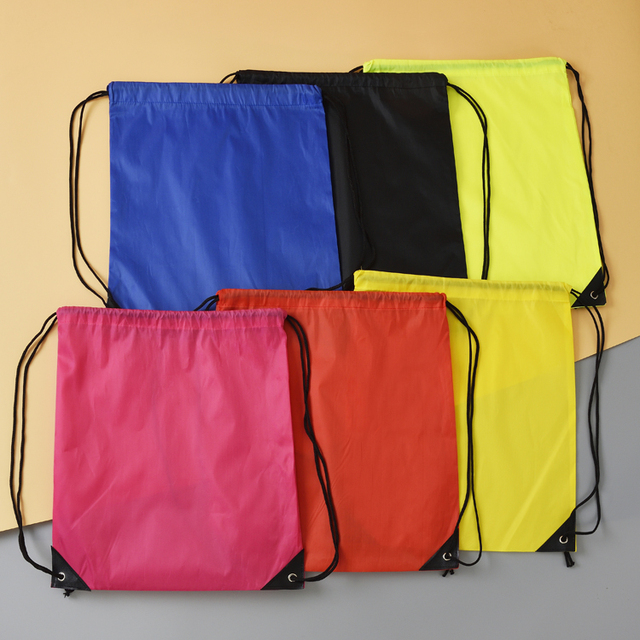 bb62657fdf85 Fresh Style Drawstring Backpack Fashion School Backpack Bookbag Drawstring  Shoe Bags Cinch Bag Mochila Feminina Can Be Custom