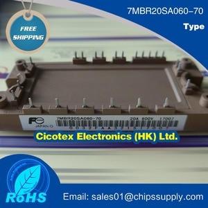 Image 1 - 7MBR20SA060 70 MODULES IGBT Power Integrated Module 7MBR20SA06070 7MBR20SA 060 70