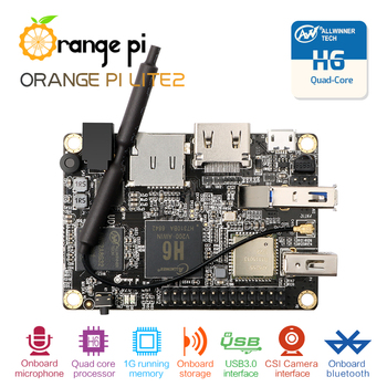 Orange Pi Lite2 H6 1GB USB3.0 Bluetooth4.1 Quad-core 64bit development board Support android7.0 mini PC USB-флеш-накопитель