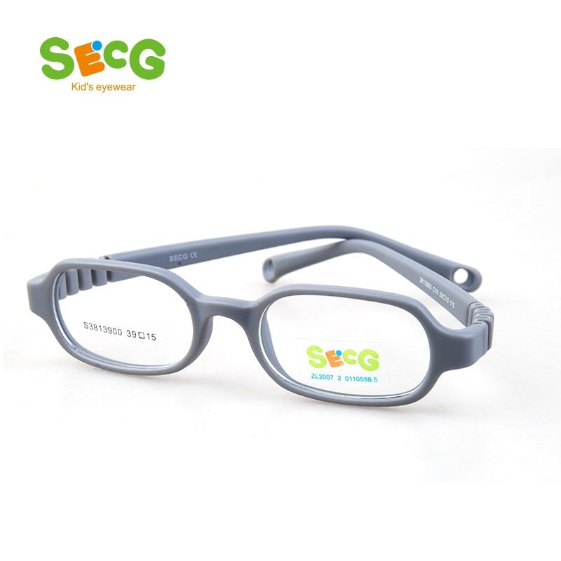 Optical Children Glasses Frames Silicone For Sight Glasses Children ...