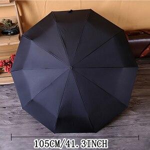 Image 5 - Rüzgara dayanıklı Otomatik Kompakt Şemsiye Yağmur Kadınlar Erkekler Şemsiye Rüzgar Geçirmez Büyük uv Seyahat Otomatik katlanır şemsiyeler Erkek paraguas