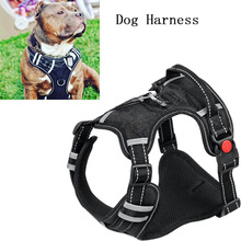DannyKarl Dog Chest Strap Large Explosion-Proof Wholesale Medium Car Safety Traction Rope Pet Clothes