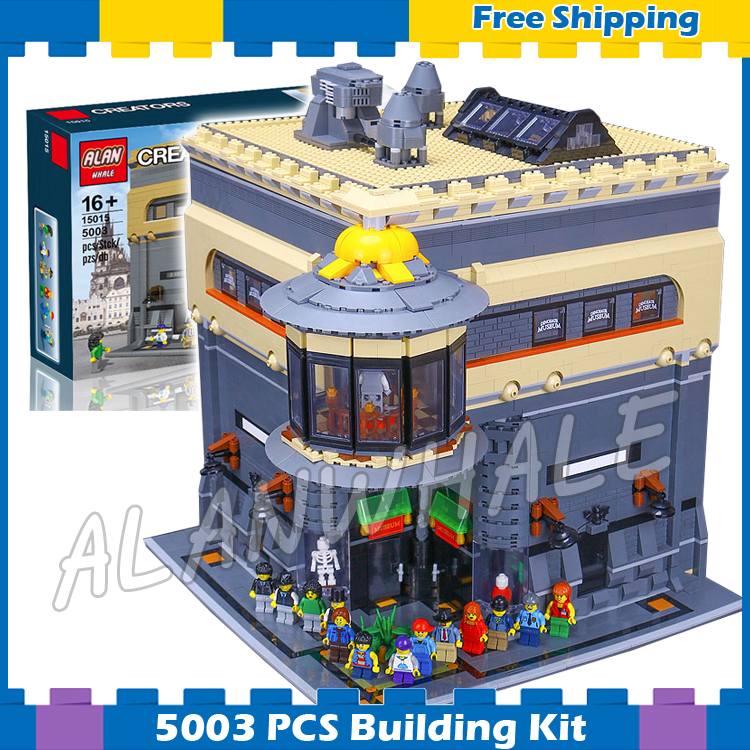 5003pcs New 15015 DIY The dinosaur museum Modular Building series Model Kit Blocks Gifts ToysSets Compatible With lego5003pcs New 15015 DIY The dinosaur museum Modular Building series Model Kit Blocks Gifts ToysSets Compatible With lego