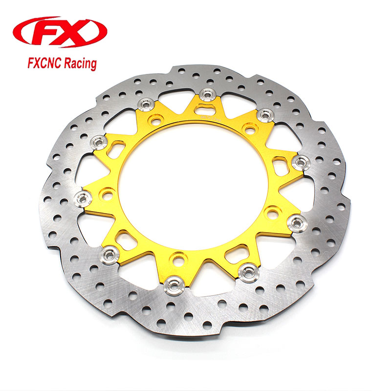 Motorcycle 300mm Floating Front Brake Disc Disks Rotor For Honda CB190R All Years Motorbike Front Brake Disc Disks Rotor 320mm floating motorcycle brake disc disks rotor for ktm duke 125 200 390 duke 2013 2016 motorbike front brake disc disks