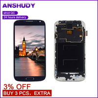 I9500 LCD For Samsung S4 Display Touch Screen Digitizer Assembly For Samsung Galaxy S4 Display Screen i337 i9500 i9505 Display