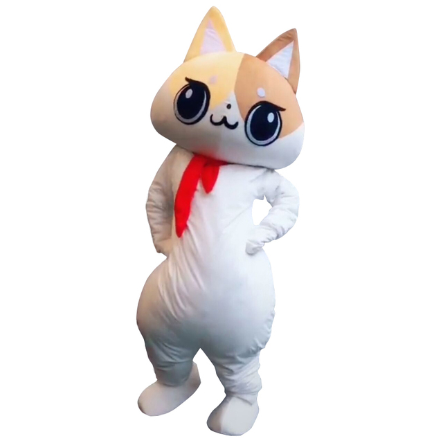 Cat Themed Costume for Carnivals