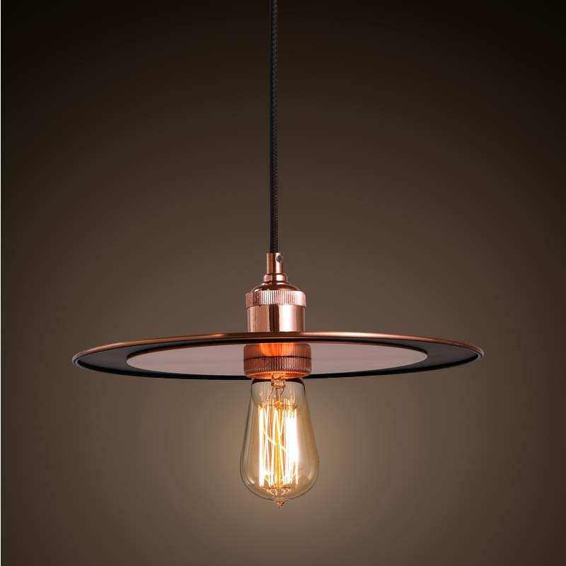 Retro Brief Vintage Loft Industrial American Country Lustre Edison Pendant Lamp Kitchen Dinning Room Home Decor Lighting Fixture nordic modern brief vintage country industrial loft iron edison pendant lamp warehouse dinning room home decor lighting fixture