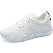outdoor mesh sneakers women summer casual flat walking shoes new fashion lightweight breathable black and white sport shoes Outdoor Sneakers Women Flywire Mesh Casual Flat Walking Shoes New Fashion Lightweight Breathable Black and white Shoes JINBEIL