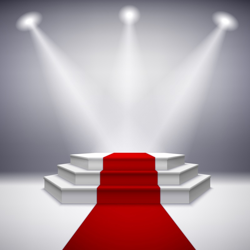 Painstaking Laeacco Gray Stage Backdrops Shiny Spotlight Red Carpet Podium Baby Play Show Party Portrait Photo Backgrounds For Photo Studio Elegant And Sturdy Package Photo Studio Background