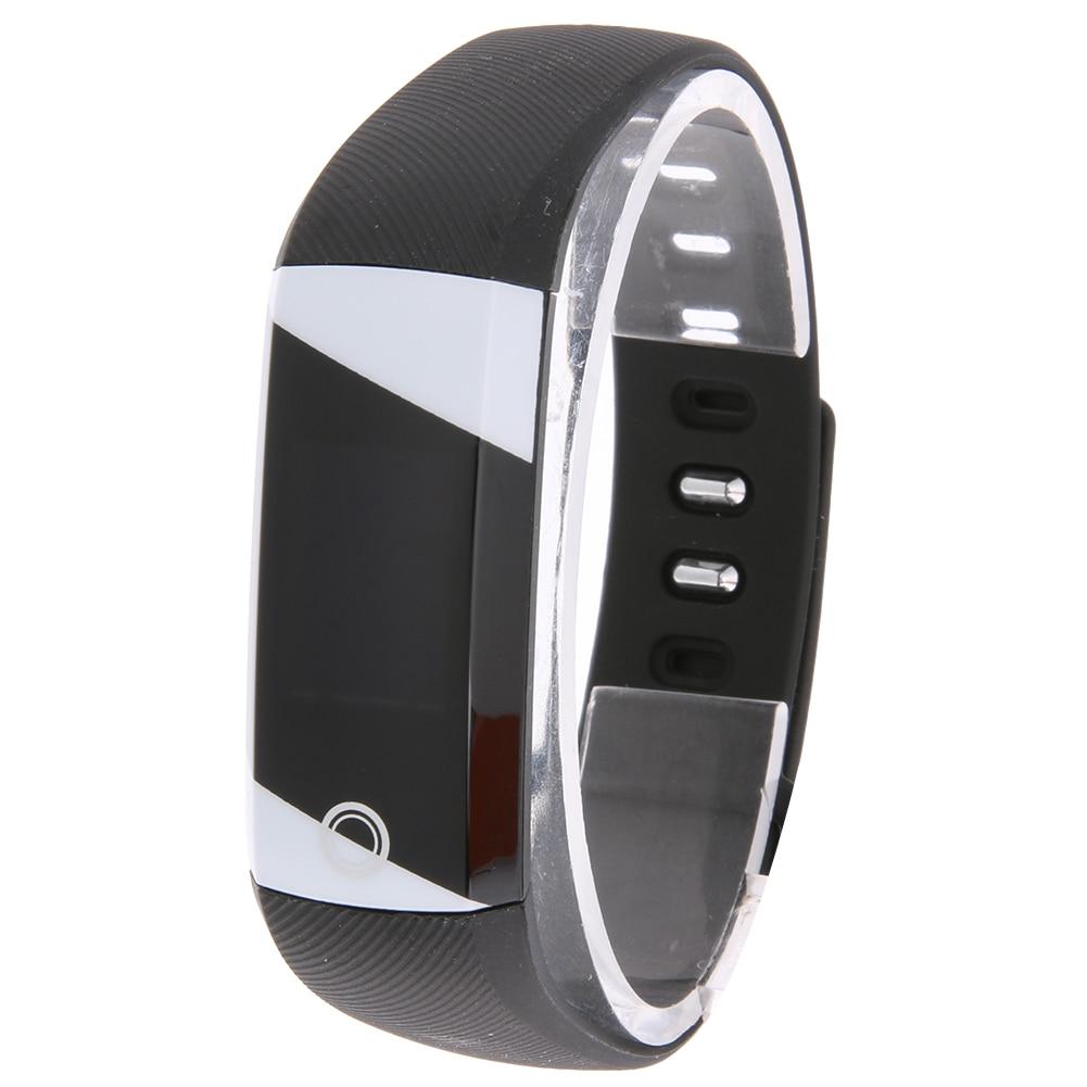 Waterproof Bluetooth Smartband Sleep Heart Rate Monitor Fitness Activity Tracker Wristband Smart Bracelet