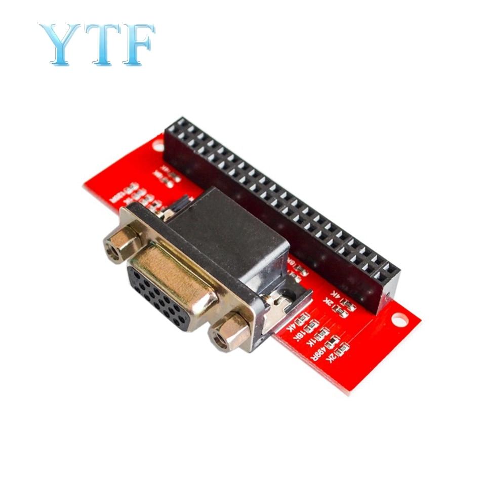 Raspberry Pi 3 B +/2 Generation/B+ VGA666 Module