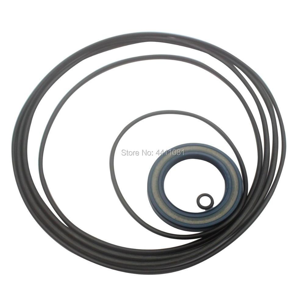 For Komatsu PC360-7 PC360LC-7 Travel Motor Seal Repair Service Kit Excavator Oil Seals, 3 month warranty for komatsu pc360 7 pc360lc 7 hydraulic pump seal repair service kit excavator oil seals 3 month warranty