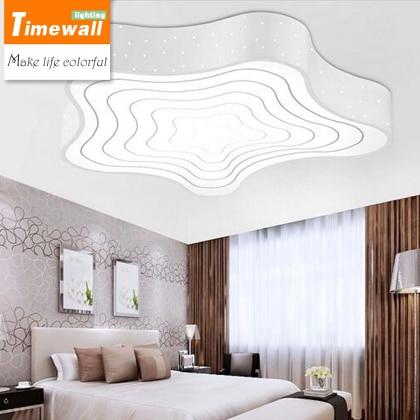 US $82.37 23% OFF Sea star schlafzimmer licht moderne einfache wohnzimmer  lampe LED deckenbeleuchtung arbeitszimmer kinderzimmer lampen in Sea star  ...