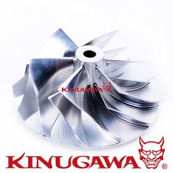 Kinugawa Turbo Billet Compressor Wheel 34.62/49mm 6+6 for Garrett GT1749V 717858-0009 for Audi A4 AAVF