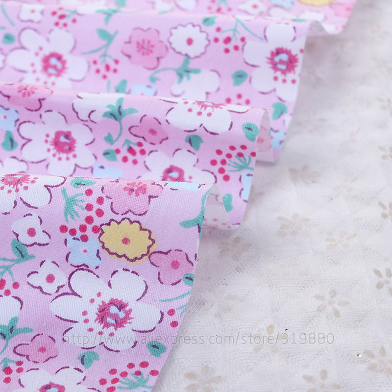 Able Half Meter Fruits Printed Cotton Fabric For Baby Bedding Pillows Blankets Cushions Sewing Fabric Material Telas To Patchwork Smart Electronics