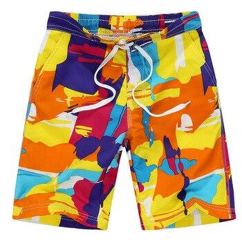 Pantalones cortos de verano para niños grandes Hawaii, pantalones cortos de playa a la moda para niños de alta calidad, pantalones de baño deportivos con estampado Casual