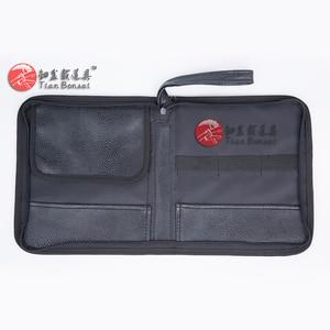 Image 2 - Bonsaï outils kit doutils en Faux cuir Durable # TKB 01 fabriqué par la société tianbonsaï
