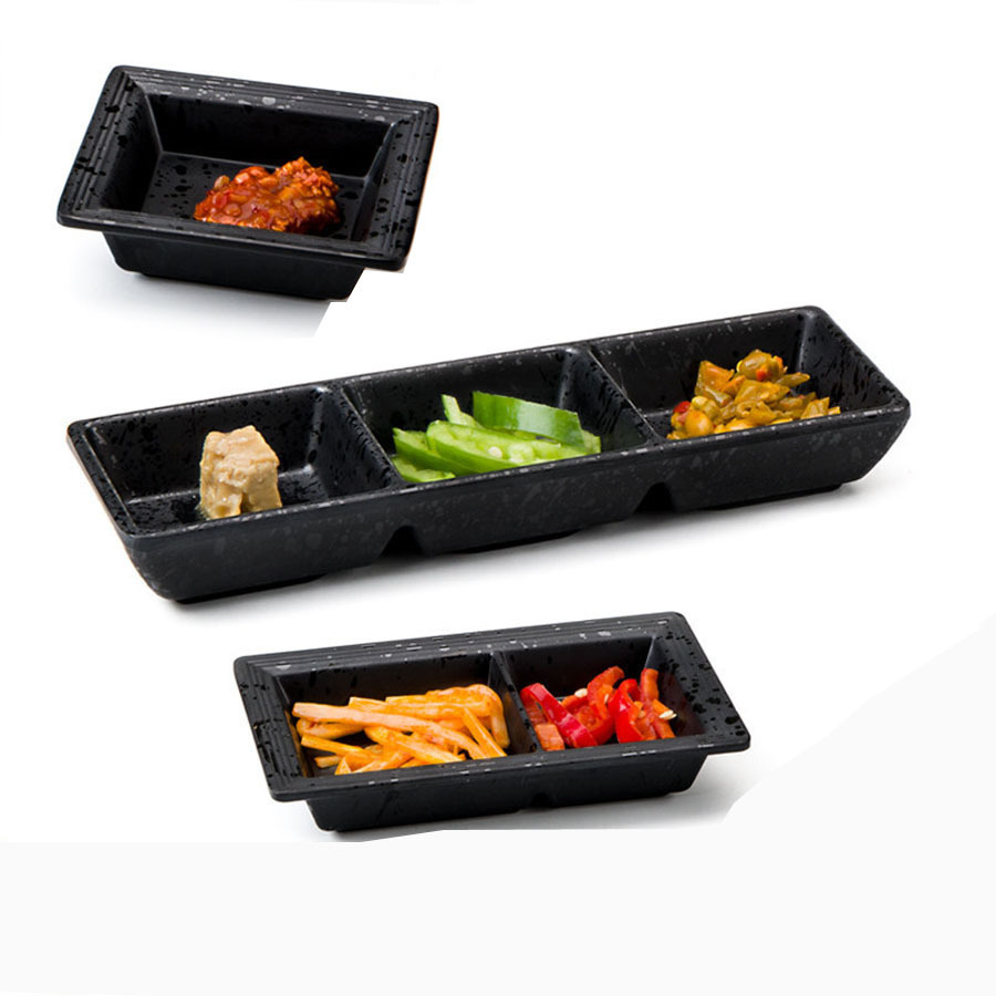 black melamine dishes - Melamine Dishes