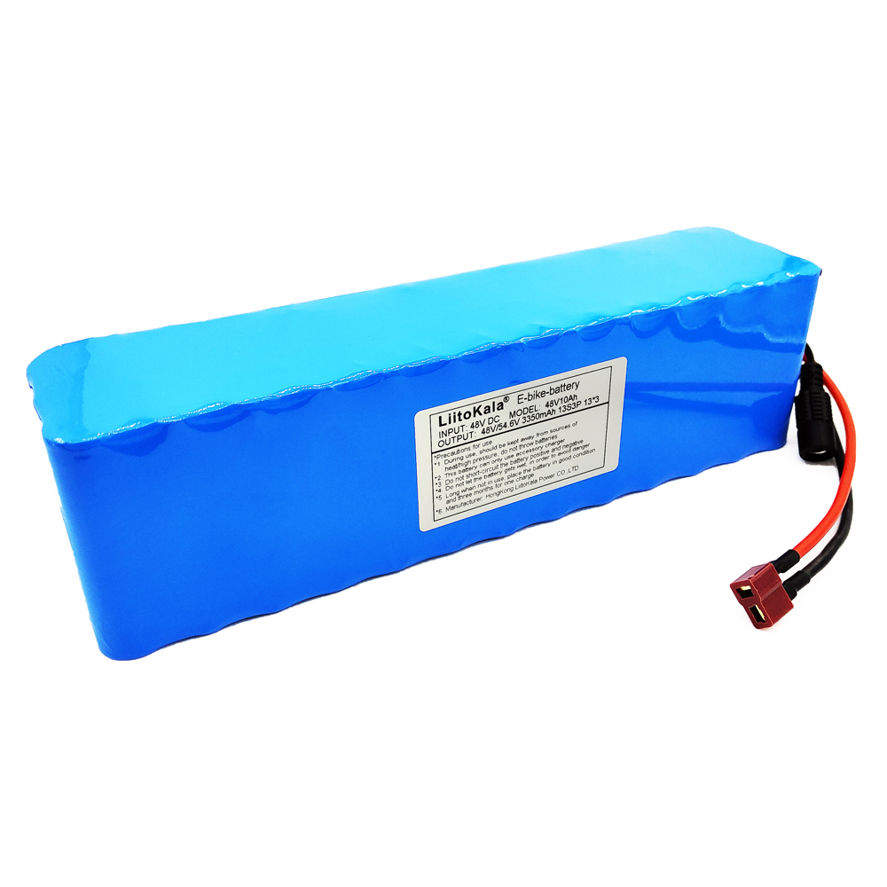 Image 2 - LiitoKala 48V 10ah 13s3p High Power 18650 Battery Electric Vehicle Electric Motorcycle DIY Battery BMS Protection-in Battery Packs from Consumer Electronics