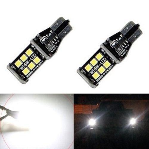 2 Stücke 800 lumen Extrem Hell Fehlerfrei 921 912 PX Chipsätze Led ...