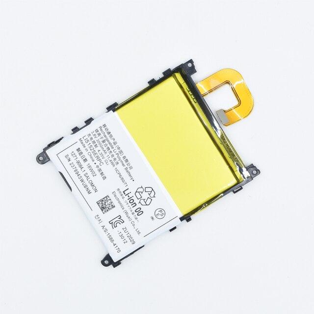 Hekiy Boa qualidade Bateria de Alta Capacidade Para Sony Xperia Z1 L39h C6902 C6903 LIS1525ERPC Bateria Do Telefone 3000 mah