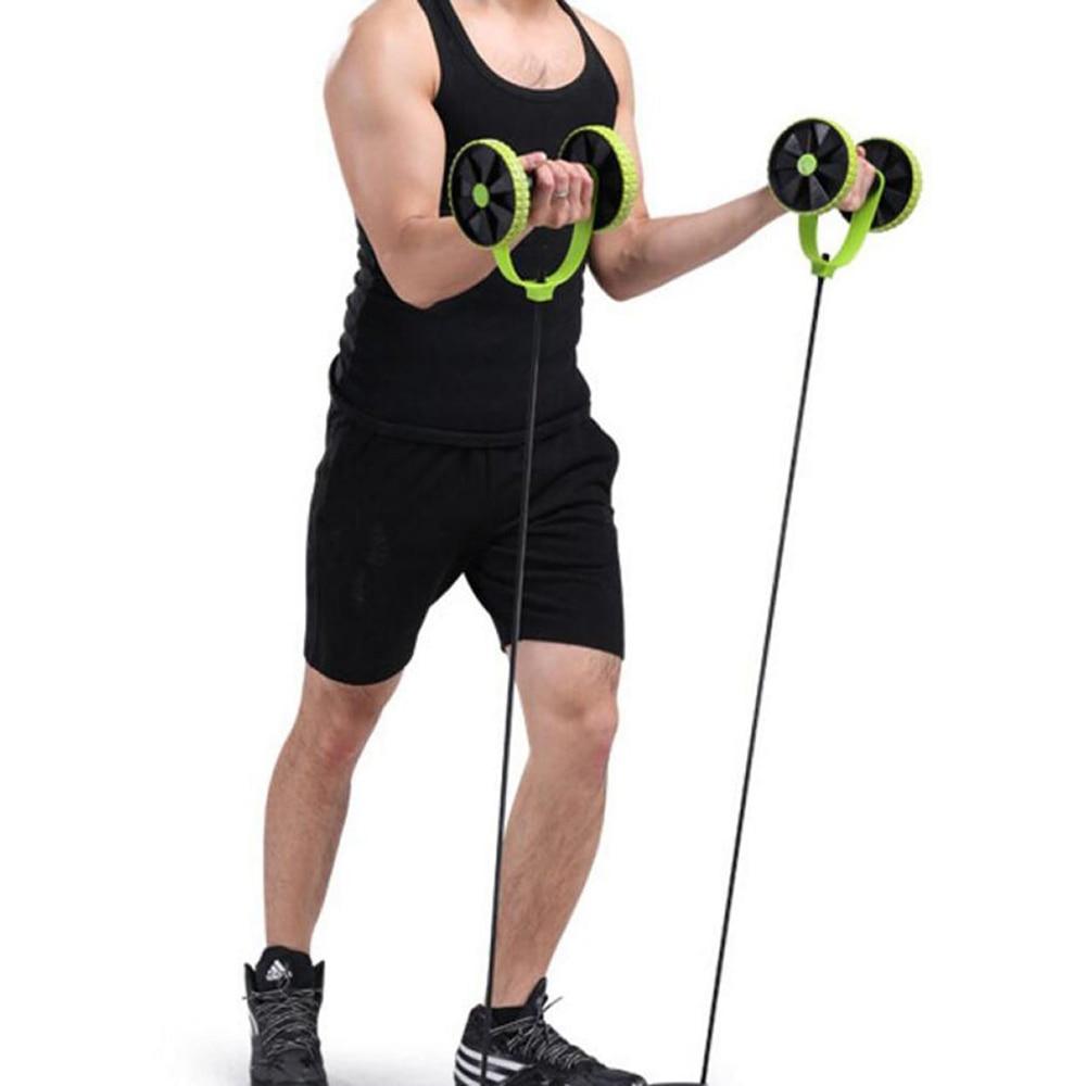 Person - Cross flex Wheel Roller