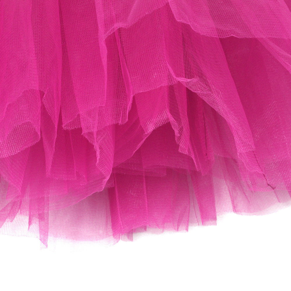 2019 MAXIORILL NEW Hot Sexy Fashion Pretty Girl Elastic Stretchy Tulle Adult Tutu 5 Layer Skirt Wholesale T4 11