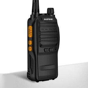 Image 2 - Baofeng S88 Mini Walkie talkie Drahtlose Tragbare Private Stick Hotel Tourie Sicherheit Walkie talkie 5 KM Radio Comunicador