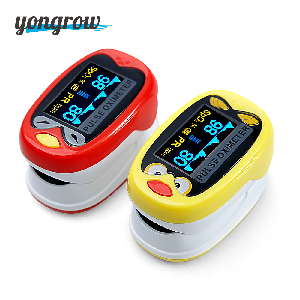 все цены на Yongrow Medical Infant Finger Pulse Oximeter Neonatal Blood Oxygen Saturation SPO2 Baby Pediatric Pulse Oximeter Rechargeable