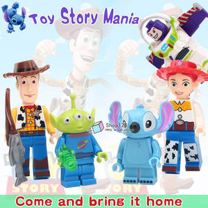 tmgt Story Legoing Bricks Building Blocks Toys for Children 7486fd46a46