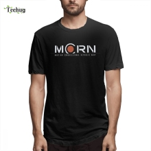 Man Mcrn The Expanse American Tv Series T shirt Science Fiction Tee Shirt New Arrival Summer Round Neck For Male SHIRT