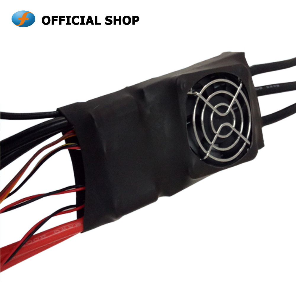 12S 400A brushless truck ESC with programming box and 12S external BEC