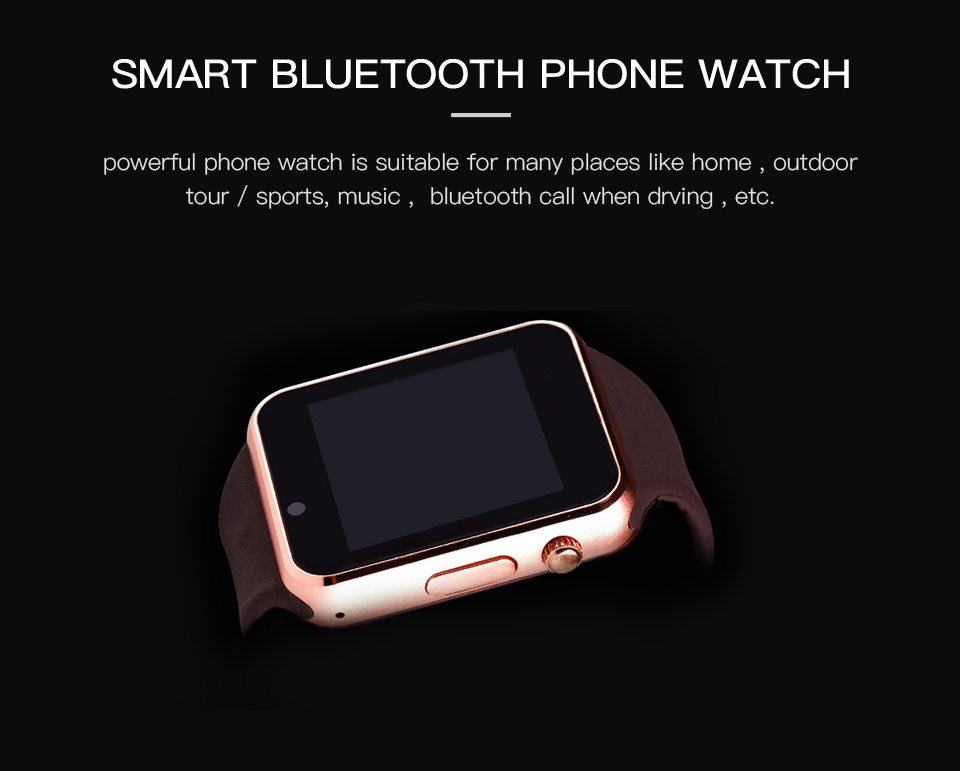 EDENGMA smart watch a1/men/for children smartwatch women/android/a1 Bluetooth watch Support call music Photography SIM TF card 9