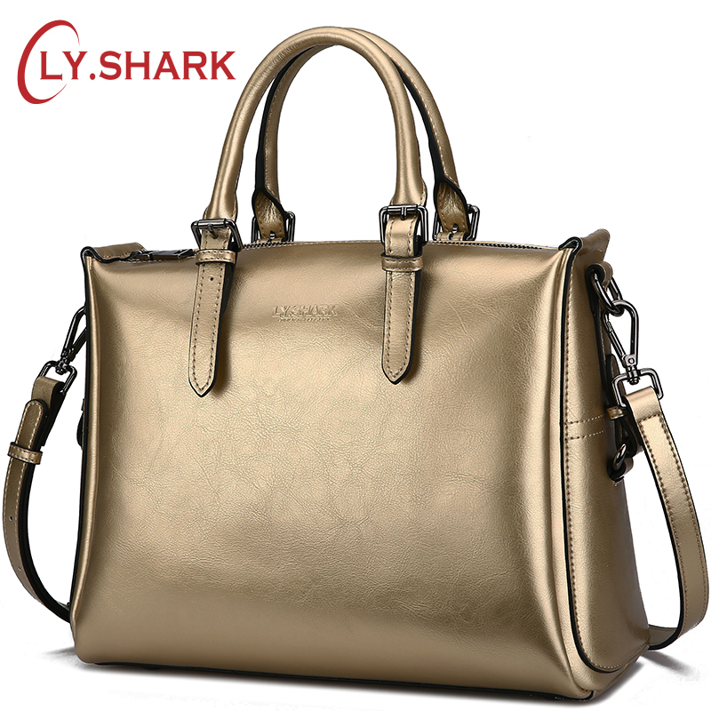 LY.SHARK luxury handbags women bags designer famous brand bag ladies genuine leather messenger shoulder bag women crossbody bags 100% genuine leather women bags famous brand women messenger bags first layer cowhide shoulder bags women ladies handbags