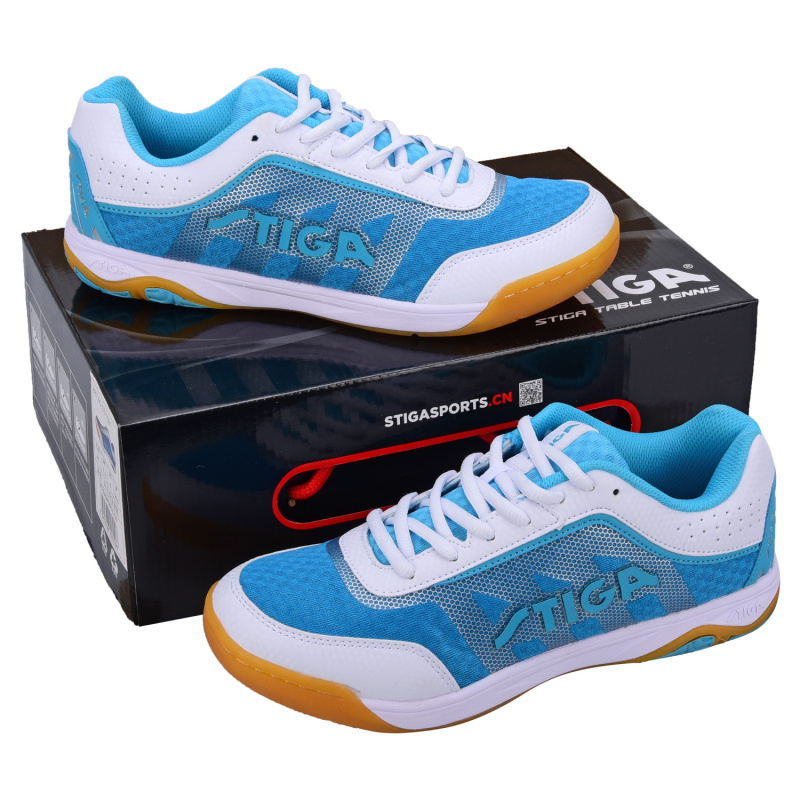 Original Stiga Table Tennis Shoes 2019 New Style Unisex Sneakers For Table Tennis Racket Game Ping Pong Game For Woman And Man