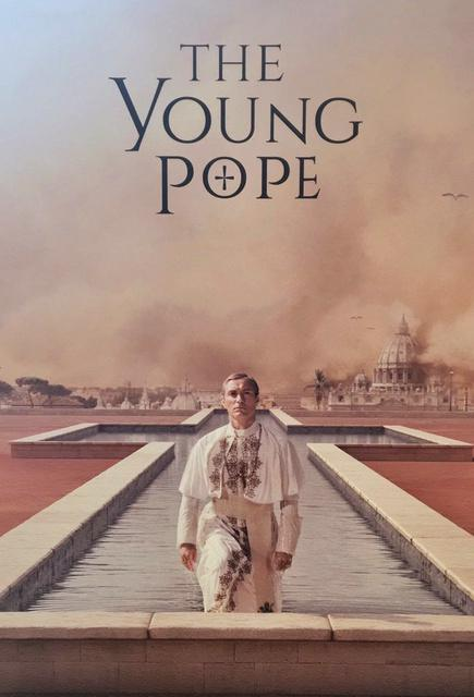 Path The Young Pope Season 1 (2016) TV Series <font><b>Retro</b></font> Vintage Poster Canvas Painting <font><b>Wall</b></font> <font><b>Sticker</b></font> Home Art Home Decor Gift image